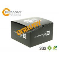 Wholesale Luxury Printed Packaging Boxes , Electronic Cigarette Gift Boxes with Elegant printing from china suppliers