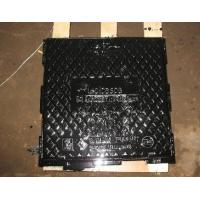 Wholesale  Cast iron manhole cover for city water safety  from china suppliers