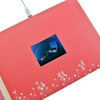 Wholesale LCD video card, LCD video greeting Card, LCD video promotional card from china suppliers