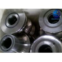 Buy cheap Cr12Mov tube roller mould for roll forming machinery to make steel pipe from wholesalers