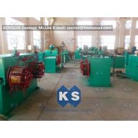 Wholesale Powder PVC Coating Machine for Making PVC Coated Wire Gabion Baskets / Boxes from china suppliers