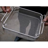 Wholesale Anping Factory 304 Stainless Steel Wire Mesh Medical Basket from china suppliers