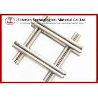 Quality High density Tungsten Alloy Bar with Hardness 24 - 28 HRC , Elongation 18 - 29% for sale