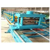 Wholesale Metal Steel High Speed Guardrail Roll Forming Machine 3-10m/Min from china suppliers
