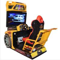 Wholesale Customized Racing Game Machine For Amusement Park / Arcade Playing Center from china suppliers
