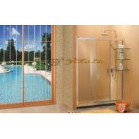 Buy cheap sliding doors shower screen from wholesalers