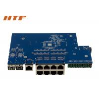 Wholesale Managed Gigabit Network Switch Module PCB Board With 8 Port 10/100/1000M + 2SFP Port from china suppliers