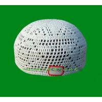 Wholesale Muslim cotton crochet cap from china suppliers