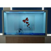 Wholesale Custom Transparent LCD Showcase For Smart Phone / Digital Camera Advertising from china suppliers