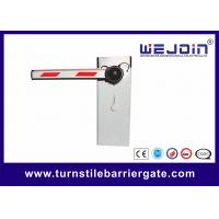 Wholesale Automatic Boom Barrier With Compacted Motor And Remote Controller For Parking Lot Area from china suppliers
