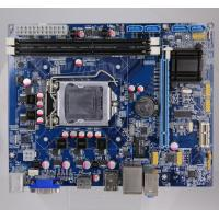 Buy cheap LGA1156 Socket Motherboard Mico ATX h55 Celeron Pentium Core 2 Duo from wholesalers