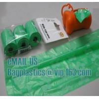 Wholesale plastic mittens, citipicker bag, litter bags, poop bags, pet supplies, tidy bag, dog waste from china suppliers