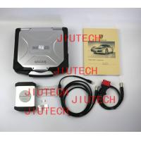 Car Diagnostics Scanner Porsche Piwis Tester II With CF30 Laptop