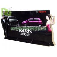 Wholesale Lightweight Standee Display Custom Cardboard Display For Car from china suppliers