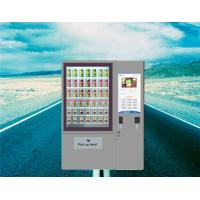 Wholesale Coin Bill Operated Refrigerated Soft Drink Milk Beer Biscuit Books Magazines Vending Machine with Touch Screen from china suppliers