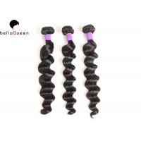 Wholesale 7A Grade Unprocesseed Malaysian Hair Extensions Loose Deep Wave Hair from china suppliers