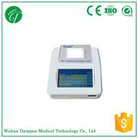 Quality 7 Inch LCD Touch Screen Fluorescence Immunoassay Analyzer Built - In Thermal Printer for sale