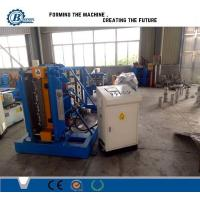 Wholesale Hydralic Curving Machine With Cr12 Corrugated Punching Moulds For Roof Panel from china suppliers