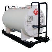 Wholesale YG35 Bullet Resistance Diesel Fuel Tank for diesel engine and generator from china suppliers