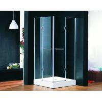 Wholesale Tempered Glass Square Shower Cabins 800 x 800 ABS Square Shower Trays from china suppliers