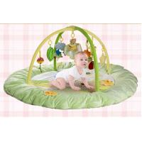 Wholesale Promotional Light Green Large Baby Play Gyms For Baby Sleeping from china suppliers
