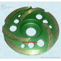 Wholesale Diamond Cup Grinding Wheel - DGWS21 from china suppliers