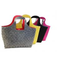 Wholesale felt tote bag custom printed from china factory from china suppliers