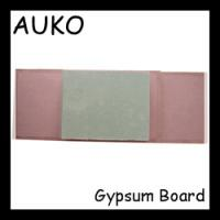 Wholesale High Quality Paperbacked Plasterboard/Gypsum Board/Drywall&Steel Channel from china suppliers
