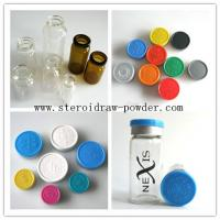 Wholesale Custom Logo Plastic Aluminum Bottle And Caps For Injectable Steroids from china suppliers