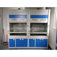 Wholesale The Newest Style 2016 Lab Fume Cupboard With Phenolic Resin Bench Top from china suppliers
