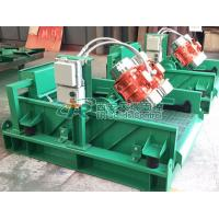 Quality China oilfield equipment drilling fluid circulation system shale shaker for sale
