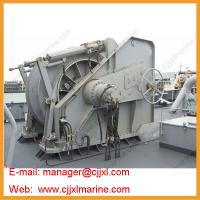 China Electric and Hydraulic Anchor Winch on sale