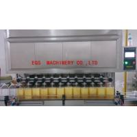 Wholesale Automatic Edible Oil Filling Machine , Weighting Type Olive Oil Bottling Equipment from china suppliers