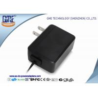 Wholesale CEC VI US PIN 5V 1A AC DC Power Adapter , Audio Devices wall mount adaptor from china suppliers