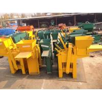 Quality China Supplier Manual Compressed Earth Brick Machinery Machine 1-40 For Construction Machinery for sale