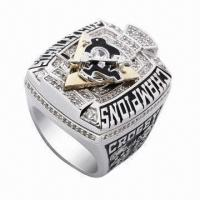 Wholesale Championship Ring, Customized Designs Welcomed from china suppliers