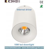 Wholesale High CRI 10W Surface Mounted 10w LED Downlight with Bridgelux COB from china suppliers