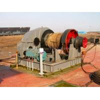 Wholesale Mooring Hydraulic Marine Winch ship windlass marine winches from china suppliers