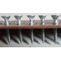 Wholesale White Screw for Metal channel, Fiber cement board /calcium ceiling board from china suppliers