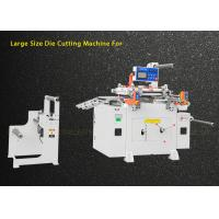 Wholesale Automatic Large Area Optical Film Die Cutting Machine from china suppliers