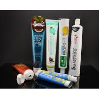 Wholesale Aluminum Toothpaste Tube Plastic Cosmetic Tubes Laminated Pacakging from china suppliers