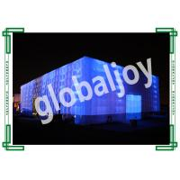 Wholesale Printed Party Large Inflatable Tent With Led In White For Wedding from china suppliers