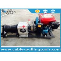 Wholesale Power Construction Cable Winch Puller With Water Cooled Diesel Engine from china suppliers