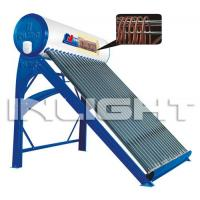 Wholesale Direct - Plug High Pressure Vacuum Tube Solar Water Heater With Copper Coil from china suppliers
