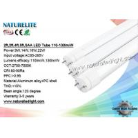 Wholesale SAA 2ft,3ft,4ft,5ft LED Fluorescent Tubes No UV / IR Radiation For Business Organizations from china suppliers