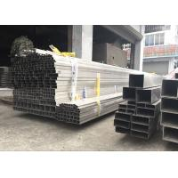 Wholesale High Strength Black Steel Square Tube With Bright Color And Grade 201-1 from china suppliers