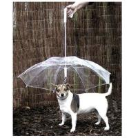 Wholesale Wholesale Pet Umbrella Dog Umbrella with Dog Leads keep your pet dry and comfortable in rain from china suppliers