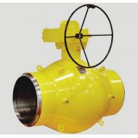 Forged Steel Full Welded Ball Valve