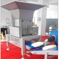 Wholesale SS304 Bread Production Line 600mm Working Width With Auto Dough Cutting Hopper from china suppliers