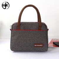 Quality Wholesale new design small women bags Guangzhou factory latest handbag different printing oxford lady handbag for sale